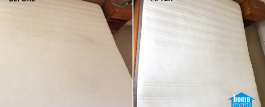 Mattress steam cleaning in Holland Park, London W8