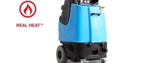 Carpet Cleaning Equipment upgrade: Mytee Speedster 1003DX Deluxe Heated Carpet Extractor